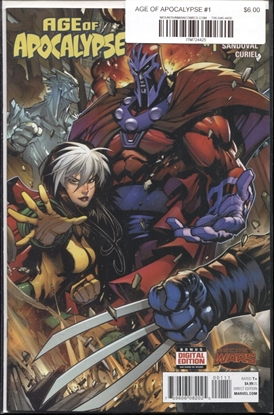Picture of AGE OF APOCALYPSE #1