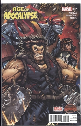 Picture of AGE OF APOCALYPSE #2