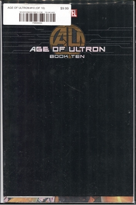 Picture of AGE OF ULTRON #10 (OF 10)