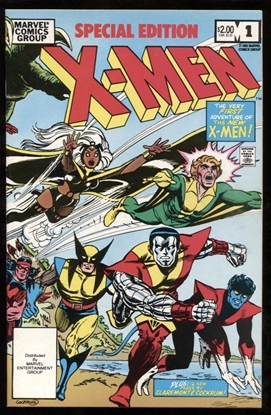Picture of X-MEN SPECIAL EDITION (1983) #1 9 VF/NM WP (2296)