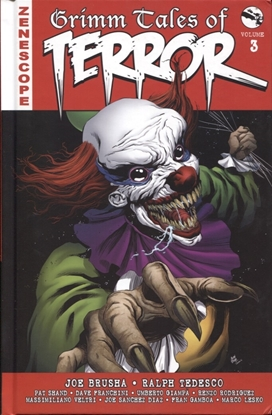 Picture of GFT GRIMM TALES OF TERROR HC VOL 03