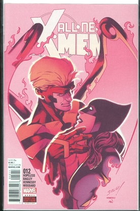 Picture of ALL NEW X-MEN #12