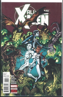 Picture of ALL NEW X-MEN #13