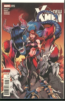 Picture of ALL NEW X-MEN #15