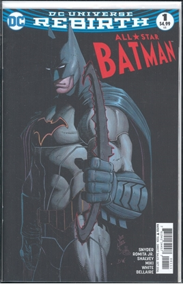 Picture of ALL STAR BATMAN #1 1ST PRINT