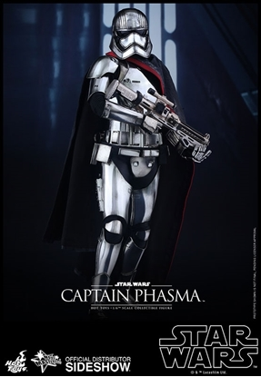 Picture of HOT TOYS CAPTAIN PHASMA 1/6 SCALE FIGURE