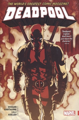 Picture of DEADPOOL WORLDS GREATEST HC VOL 05