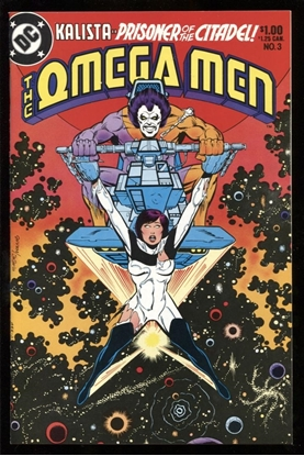 Picture of OMEGA MEN (1983) #3 9.6 NM+