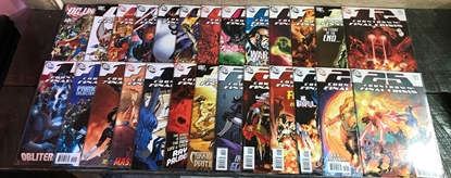 Picture of COUNTDOWN TO FINAL CRISIS (2007) #1-51 DC UNIVERSE #0 MINI 1-4 & ONE-SHOTS (62 BOOKS)