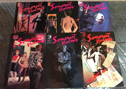 Picture of SOMERSET HOLMES #1-6 SET FN/VF