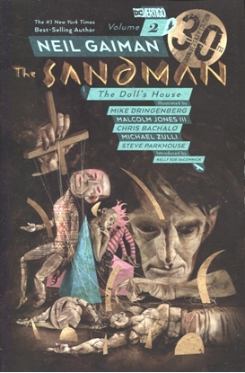 Picture of SANDMAN TP VOL 02 THE DOLLS HOUSE 30TH ANNIV ED (MR)