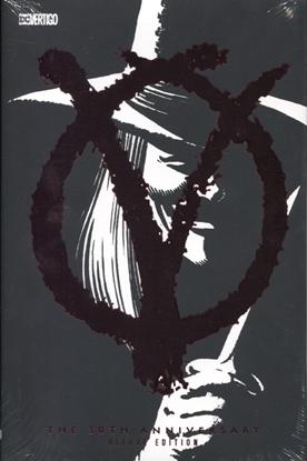 Picture of V FOR VENDETTA 30TH ANNIVERSARY EDITION HC (MR)