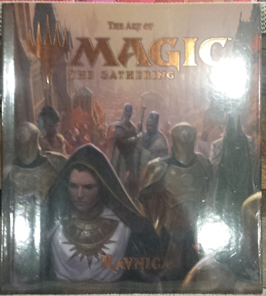 Picture of ART OF MAGIC THE GATHERING HC RAVNICA (C: 1-0-1)