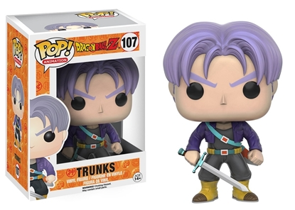 Picture of POP Anime: Dragonball Z - Trunks