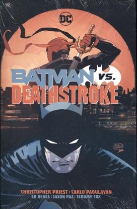 Picture of BATMAN VS DEATHSTROKE HC
