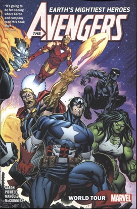 Picture of AVENGERS BY JASON AARON TPB VOL 2 WORLD TOUR