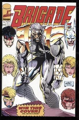 Picture of BRIGADE (1992) #1 9.6 NM+