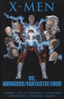 Picture of X-MEN VS AVENGERS AND FANTASTIC FOUR TPB