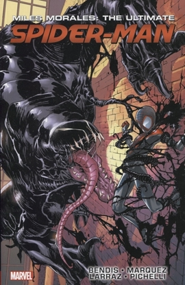 Picture of MILES MORALES ULT SPIDER-MAN ULT COLL TP BOOK 02