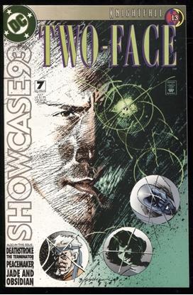 Picture of SHOWCASE 93 (1993) #7 9.0 VF/NM