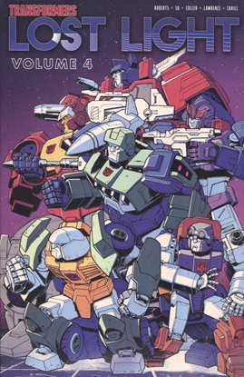Picture of TRANSFORMERS LOST LIGHT TP VOL 04