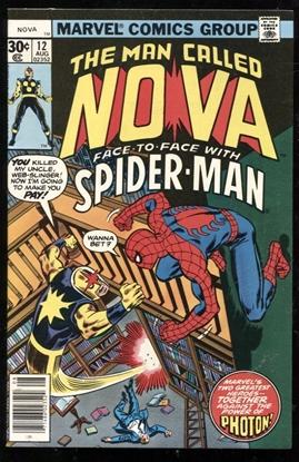 Picture of NOVA (1976) #12 9.4 NM