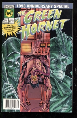 Picture of THE GREEN HORNET (1991) #27 8.0 VF