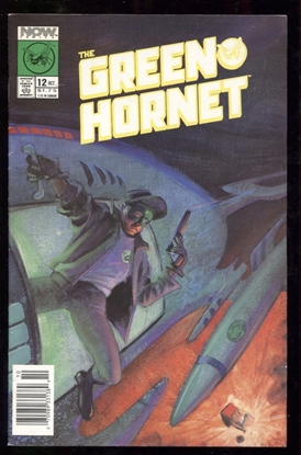 Picture of THE GREEN HORNET (1989) #12 7.5 VF-