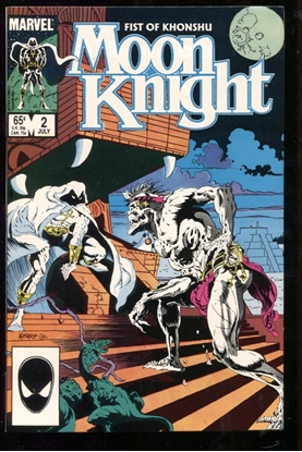 Picture of MOON KNIGHT (1985) #2 9.4 NM