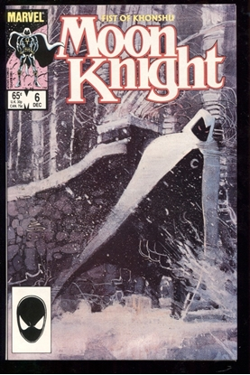 Picture of MOON KNIGHT (1985) #6 9.6 NM+