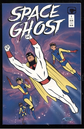 Picture of SPACE GHOST (1987) #1 9.6 NM+