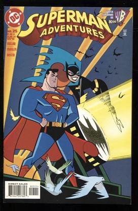 Picture of SUPERMAN ADVENTURES (1996) #25 9.4 NM