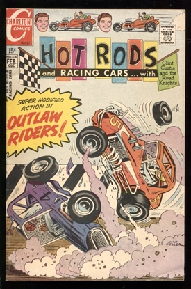 Picture of HOT RODS AND RACING CARS #106 6.0 FN