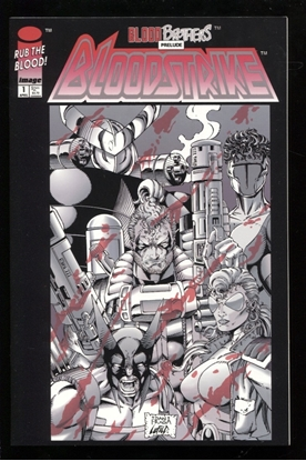 Picture of BLOODSTRIKE #1 9.4 NM