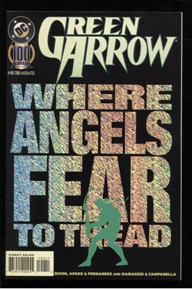 Picture of GREEN ARROW (1988) #100 9.6 NM+