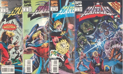 Picture of STARBLAST (1994) #1-4 SET VF/NM
