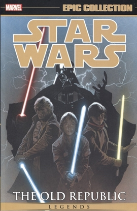 Picture of STAR WARS LEGENDS EPIC COLLECTION TP VOL 2 OLD REPUBLIC