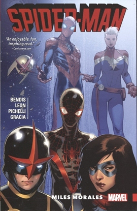 Picture of SPIDER-MAN MILES MORALES TP VOL 02