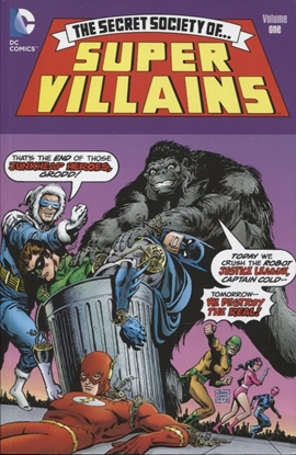 Picture of SECRET SOCIETY OF SUPER-VILLAINS VOL 1 TPB