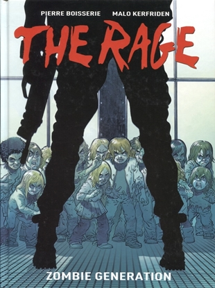 Picture of THE RAGE HC VOL 01 (OF 2)