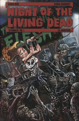 Picture of NIGHT O/T LIVING DEAD AFTERMATH TP VOL 01