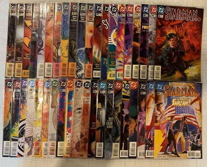 Picture of STARMAN (1994) #1-81 + ANNUAL #1 & SPECIALS SET VF/NM