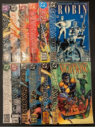 Picture of SHOWCASE 93 (1993) #1-12 SET VF/NM