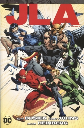 Picture of JLA TP VOL 09