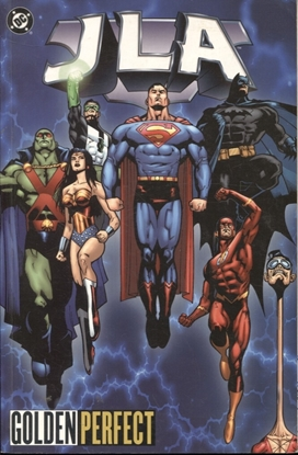 Picture of JLA TP VOL 10 THE GOLDEN PERFECT