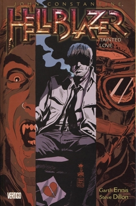 Picture of HELLBLAZER TP VOL 07 TAINTED LOVE