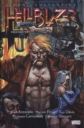 Picture of JOHN CONSTANTINE HELLBLAZER TP VOL 15 HIGHWATER