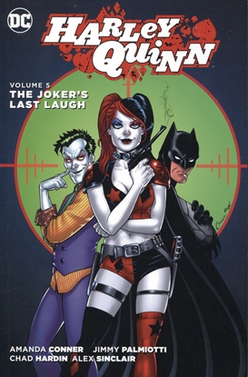 Picture of HARLEY QUINN TP VOL 05 THE JOKERS LAST LAUGH
