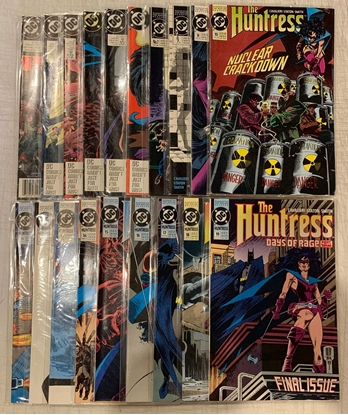Picture of THE HUNTRESS (1989) #1-19 COMPLETE SET
