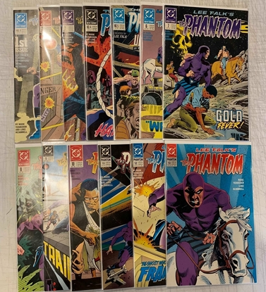 Picture of THE PHANTOM (1989) 1-13 COMPLETE SET
